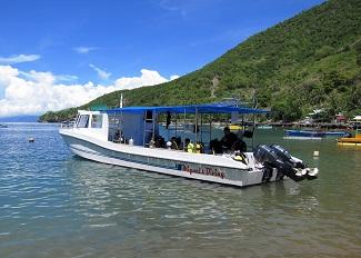duiken in Gorontalo