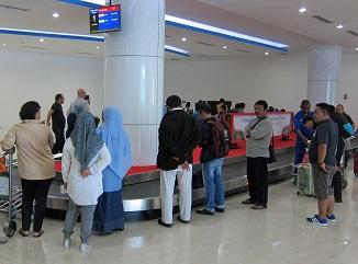 gorontalo airport baggage claim