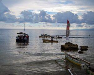 Hari Ketupat boat race
