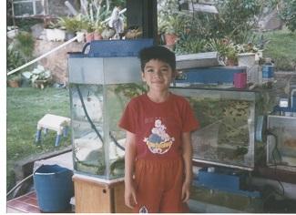 Miguel school boy