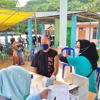 Olele vaccination program